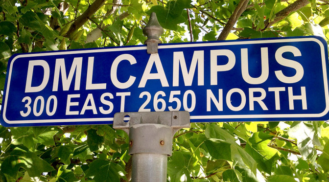 Photo of street sign
