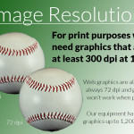 Graphic explaining image resolution parameters
